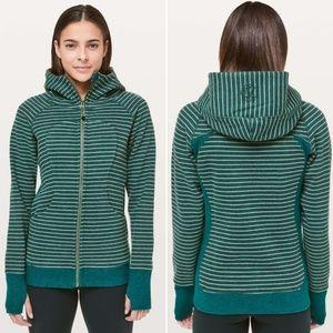 Lululemon Scuba Hoodie Classic Fleece Jacket 10
